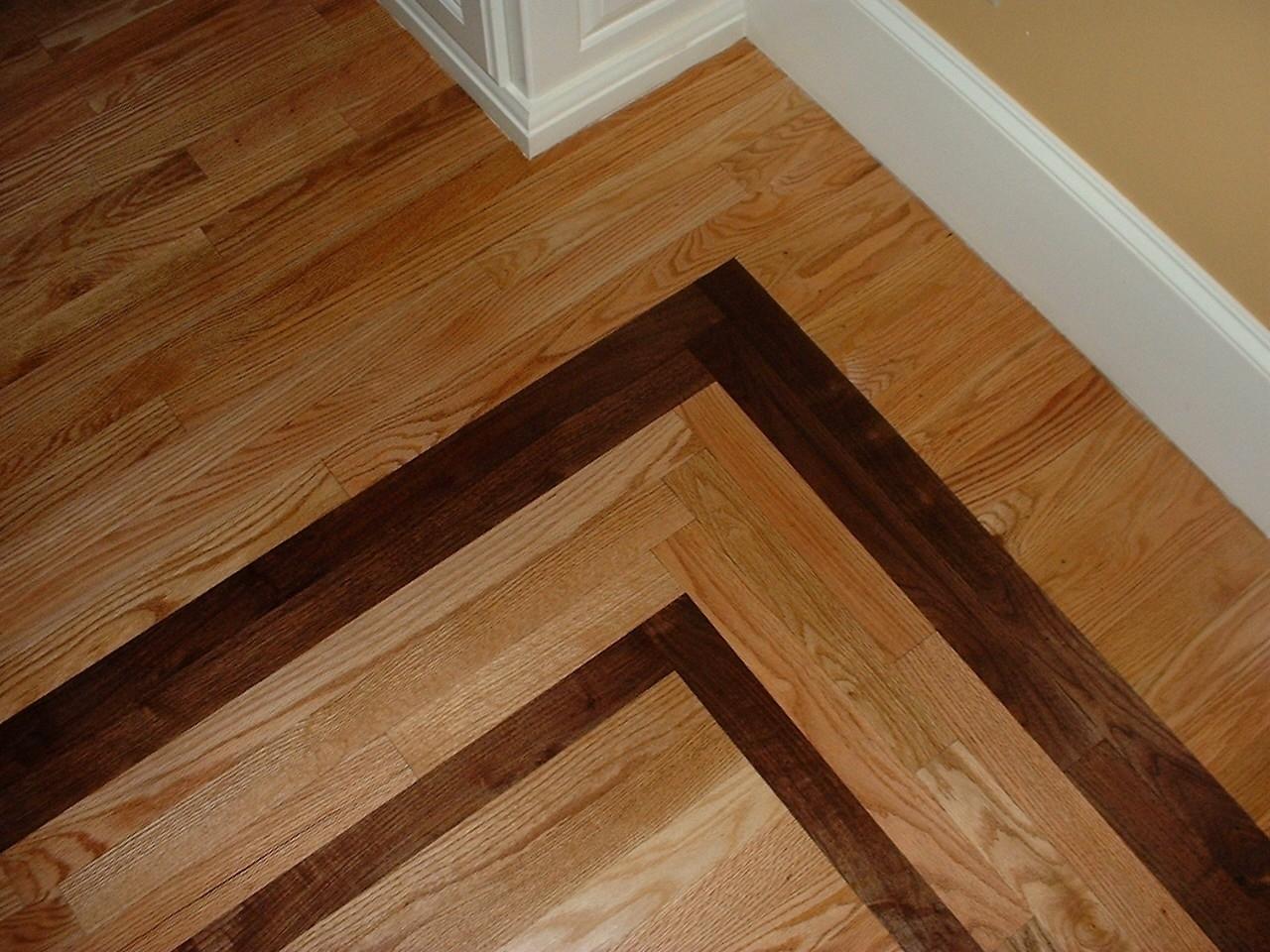 Hardwood Floor Inlay Designs  Madison Art Center Design