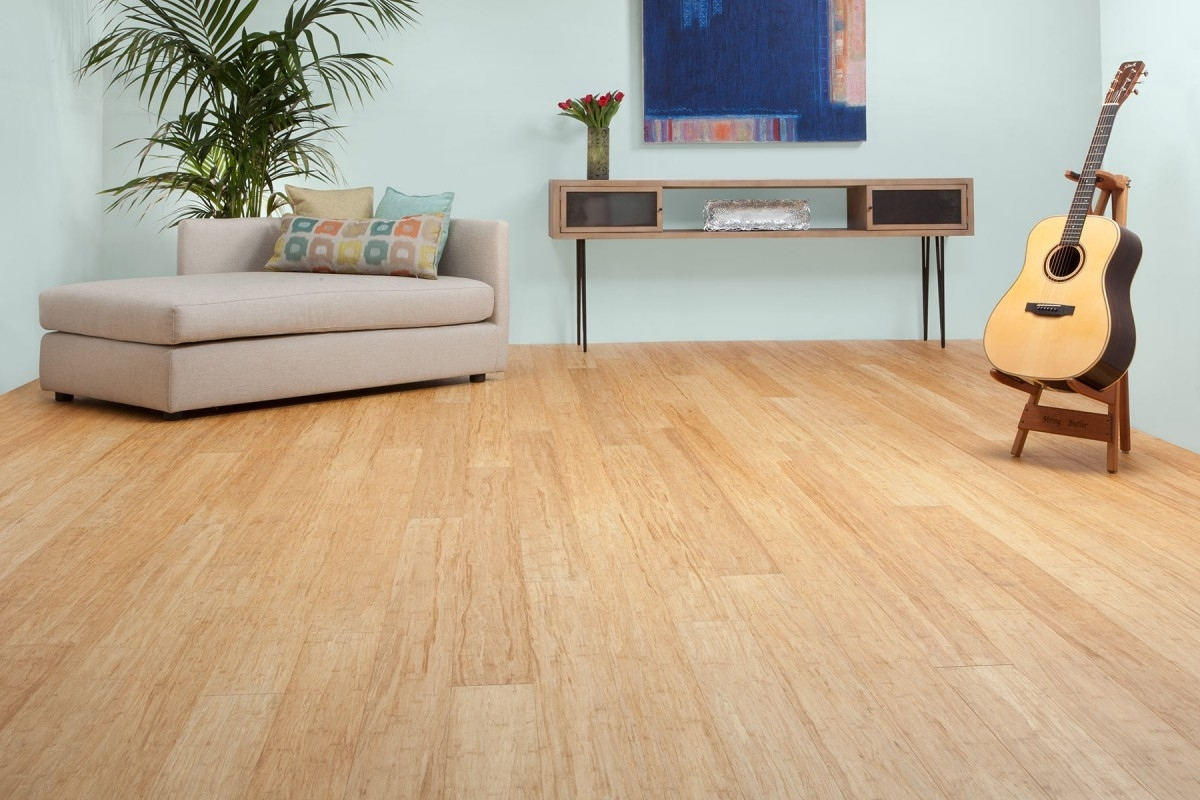 Can Morningstar Stranded Bamboo Flooring Be Refinished
