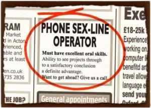 pso work, niche phone sex