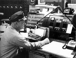 Police dispatcher