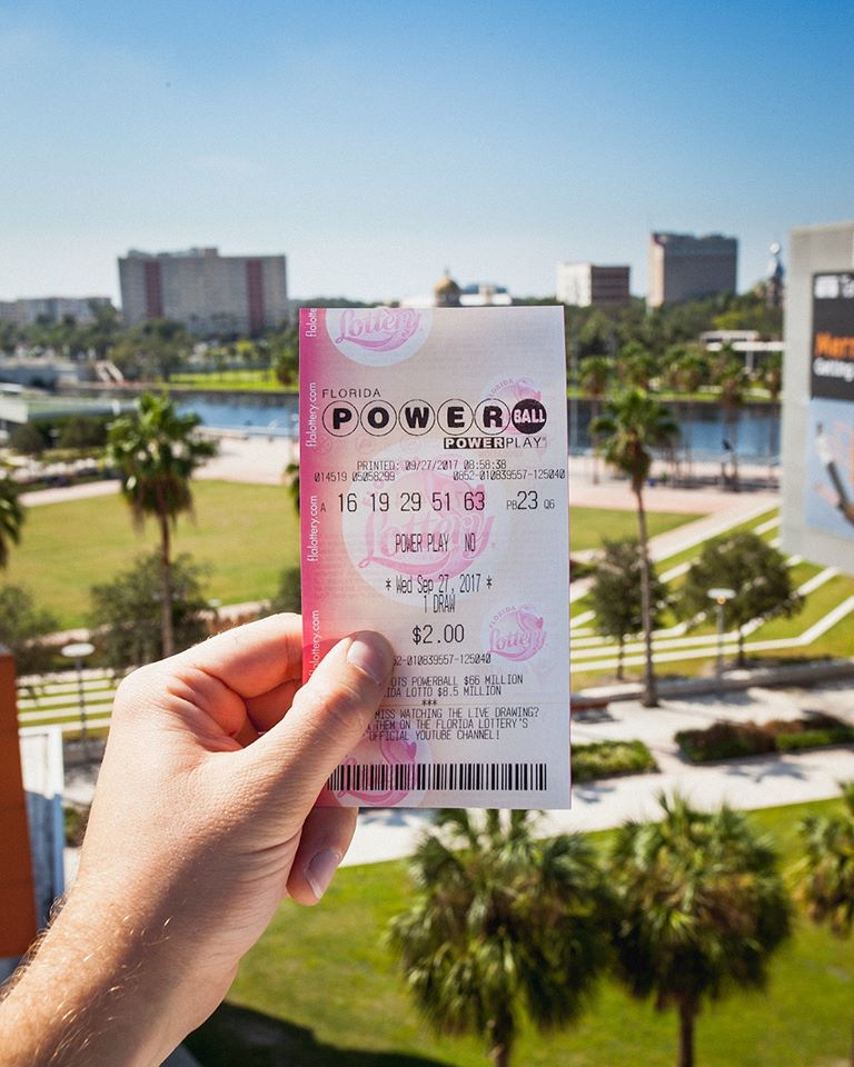 Palm Beach County Man Mark Stahl 37 Claims 1 Million Powerball