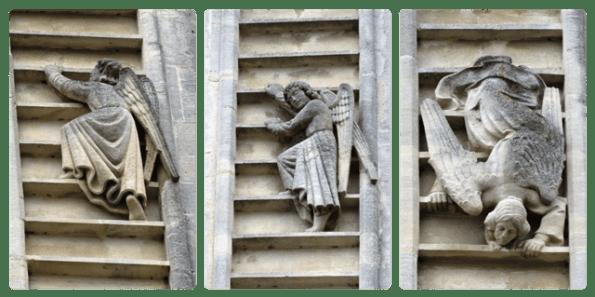Angel collage w