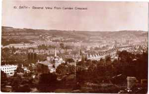 Camden Crescent view