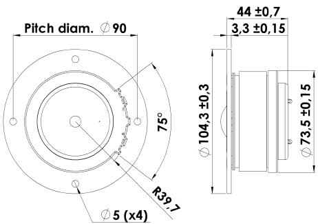 ScanSpeak Classic D2905/9700 1