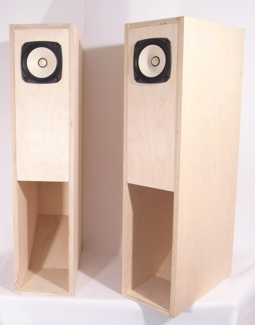 small resolution of fostex bk 12m folded horn kit pair