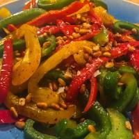 stegte peberfrugter