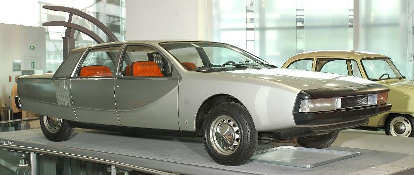 Pininfarina Nsu Ro 80 2 Porte 2