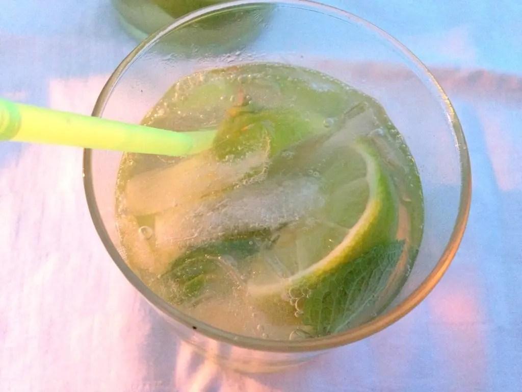 Alkoholfri drinks