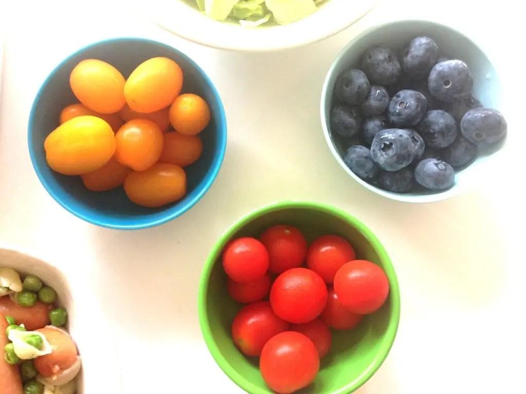 Børnevenlig mad