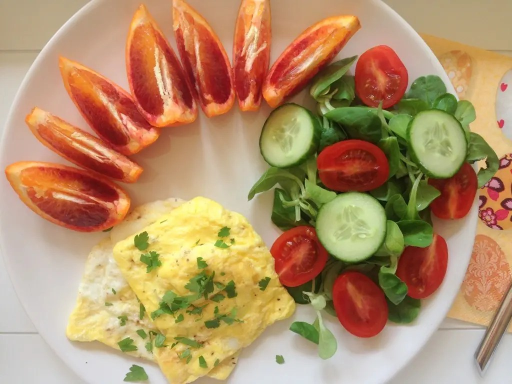 Æg i toastmaskine
