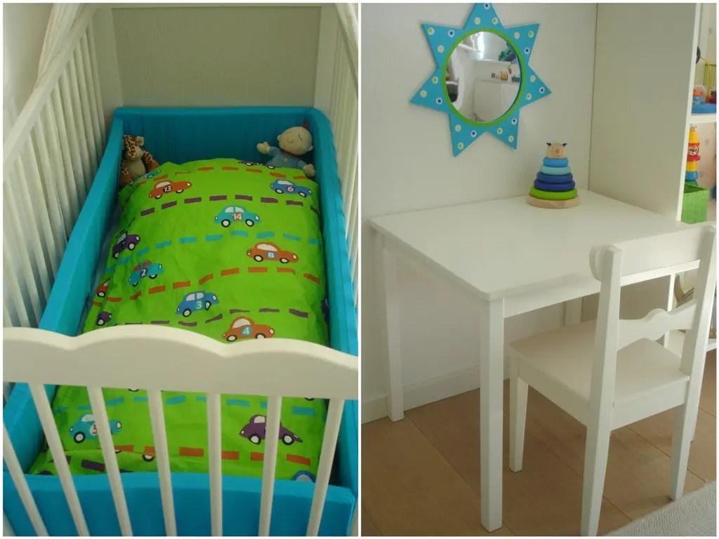 Williams værelse 2 år