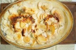 Flødekartofler