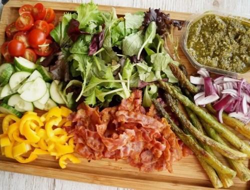 Bland selv salat