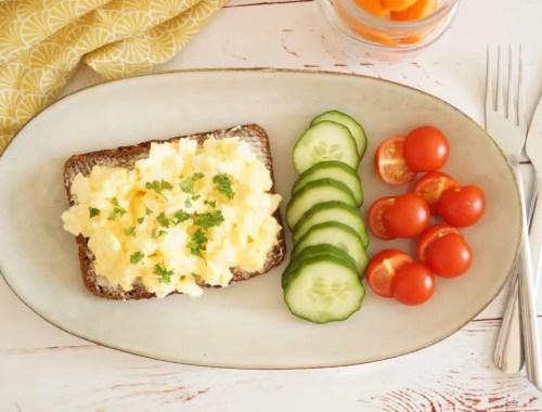 Nem æggesalat