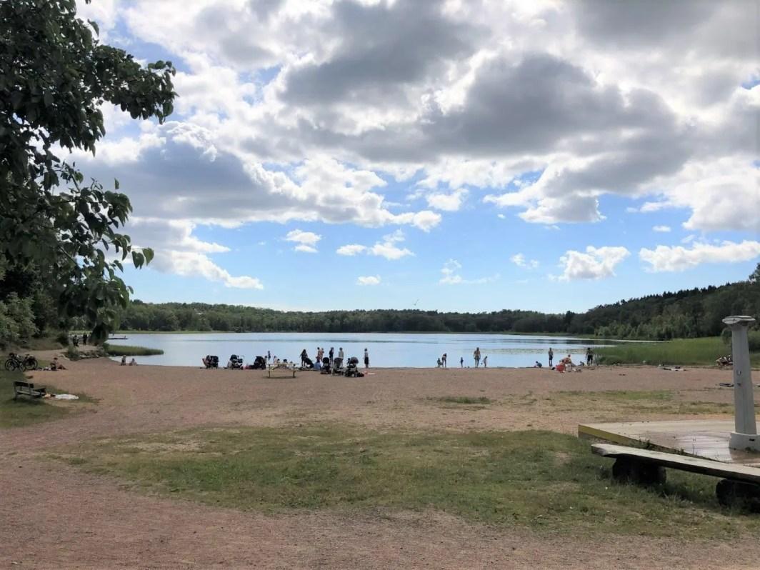 Gode badesteder i Göteborg