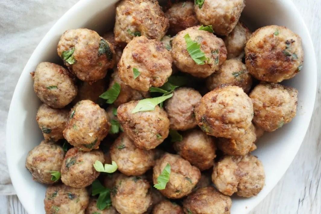 Græske kødboller