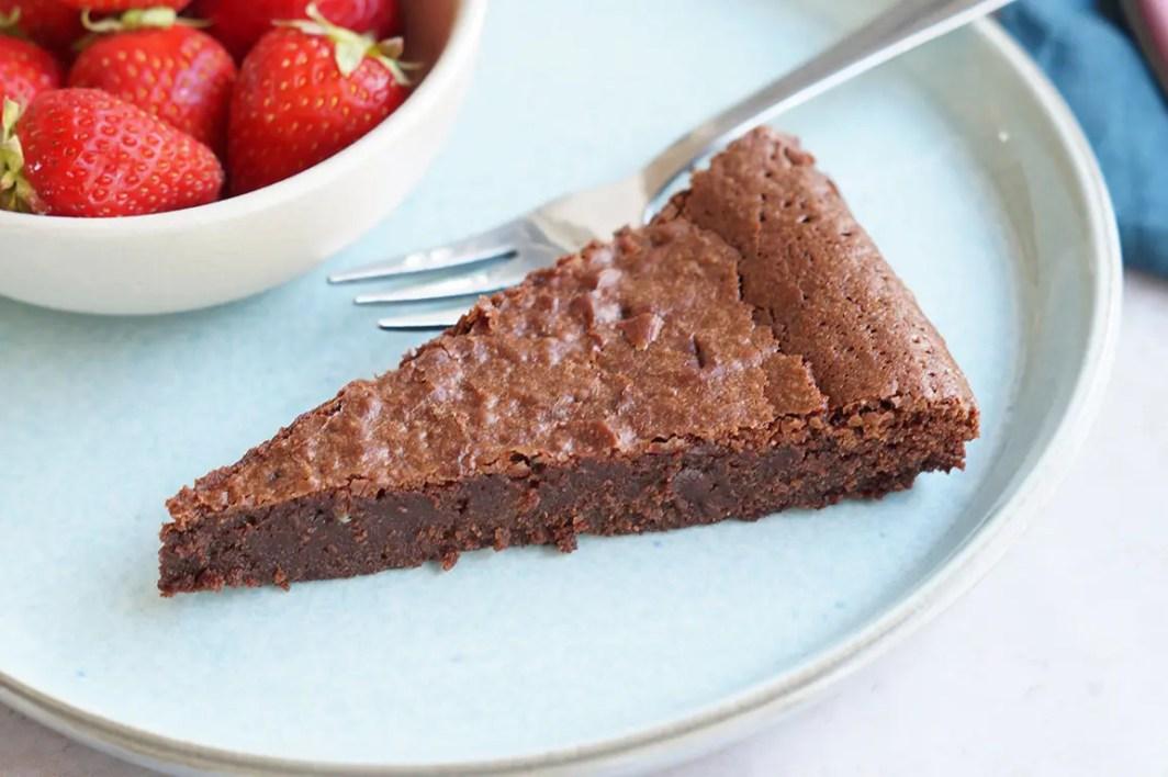 Opskrift nem chokoladekage