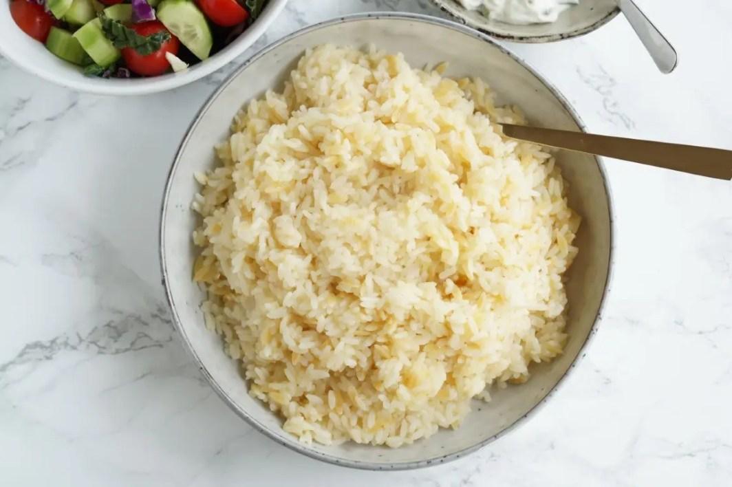 Opskrift på tyrkiske ris