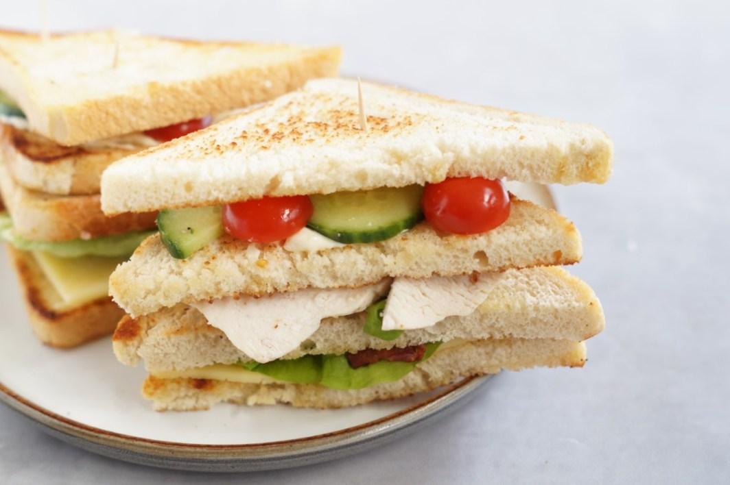 sandwich opskrift