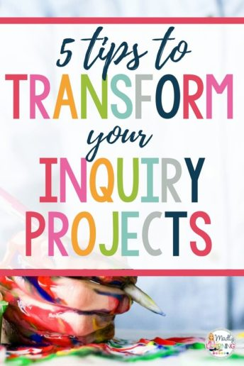 Take your inquiry projects from teacher directed to student focused with these tips that will help you to reframe the way you look at inquiry projects. inquiry based learning | activities | projects