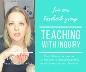 inquiry, research, Madly Learning