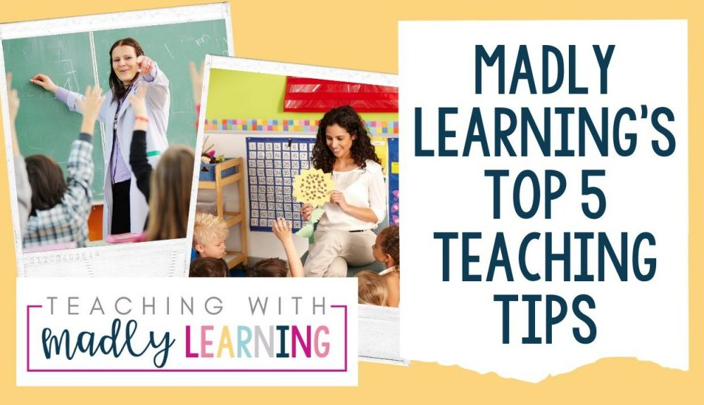 Ep157 top 5 teaching tips