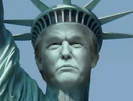 Donald Trump's Proposed Change to the Statue of Liberty | Mad Magazine
