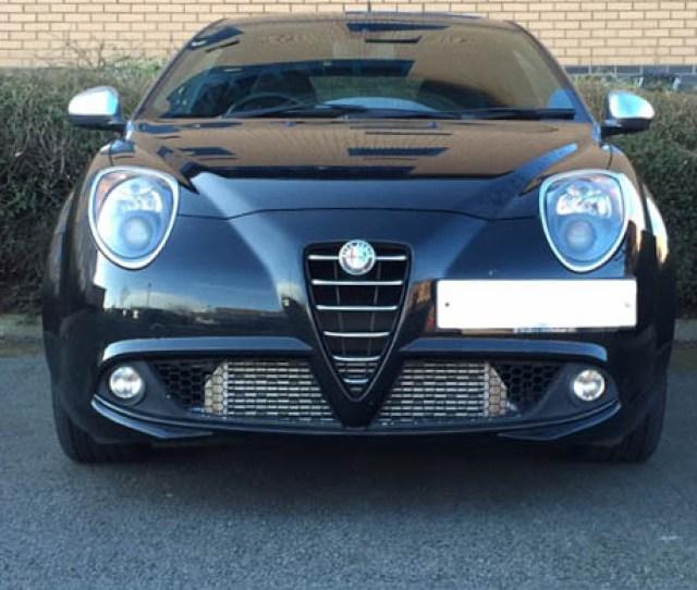 Alfa Romeo Mito Forge Front Mounting Intercooler
