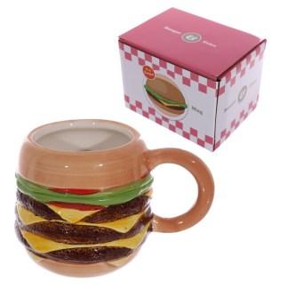 Mad Merch Burger Mug