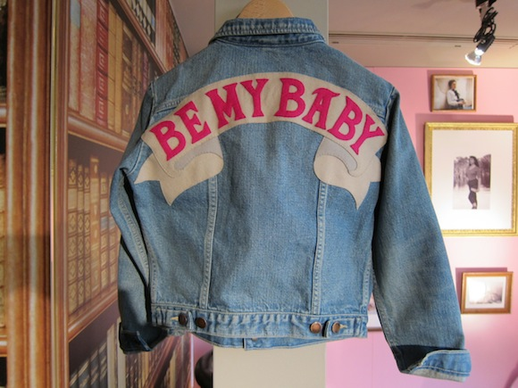 be my baby denim jacket olympia le tan