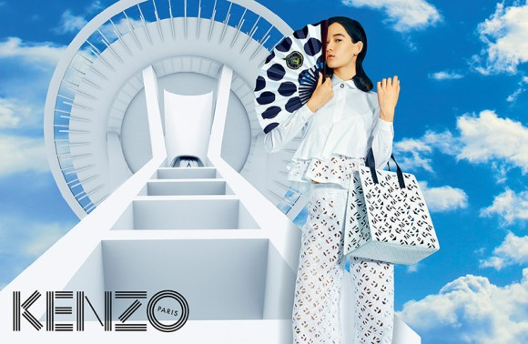 Kenzo-SS15-Campaign-01