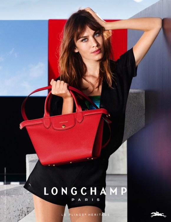 Longchamp Spring 2015 Alexa Chung Mamo Marseille 2