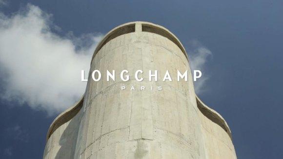 Longchamp cité radieuse marseille Alexa Chung 2