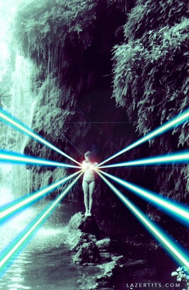 lasertits