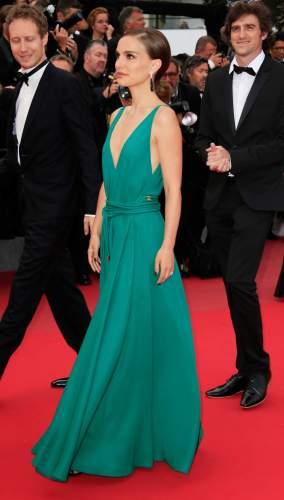 Natalie Portman Cannes 2015 Lanvin