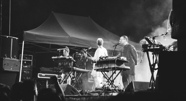 Calvi on the rocks 2015 - Hot Chip