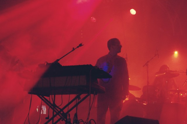 Calvi on the rocks 2015 -Hot chip 2