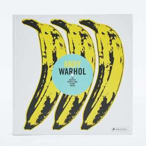 livre Andy Warhol covers
