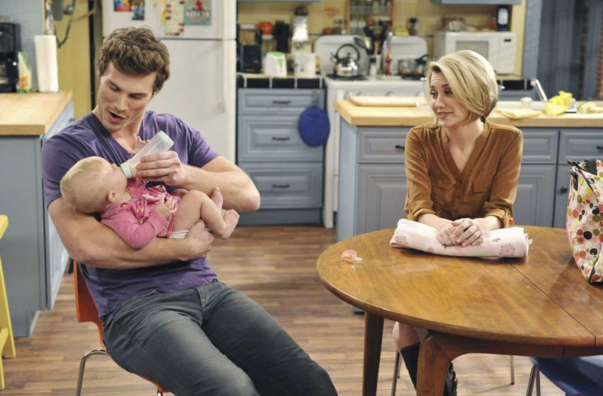 Le télétravail, ersatz de congé paternité ?