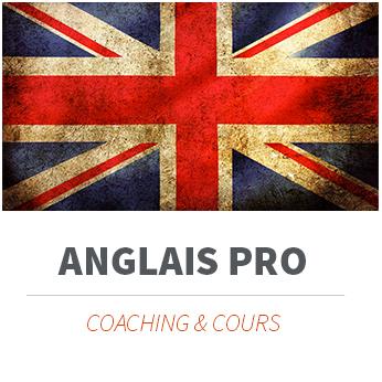 Formations et coaching en anglais pro. Communiquez en anglais !