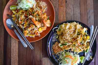 Pai Restaurants & Cheap Eats for Backpackers on a Budget