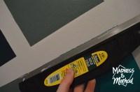 Diamond Accent Wall | Madness & Method