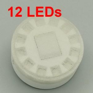 W-SLAM 12 LEDs