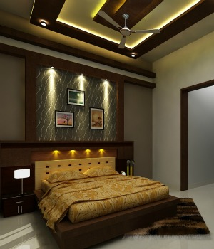 Madonna Ceiling Decorations Chungamthrissur Kerala Plaster Of Paris And Gypsum Board Works