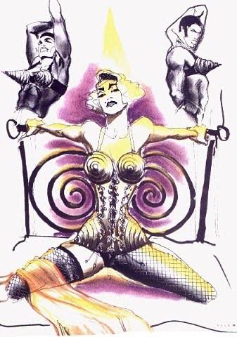 *時尚頑童Jean Paul Gaultier X 流行女王Madonna:搖擺你的Vogue DNA 6