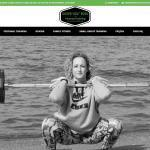 wordpress website voor Mandy Koffijberg