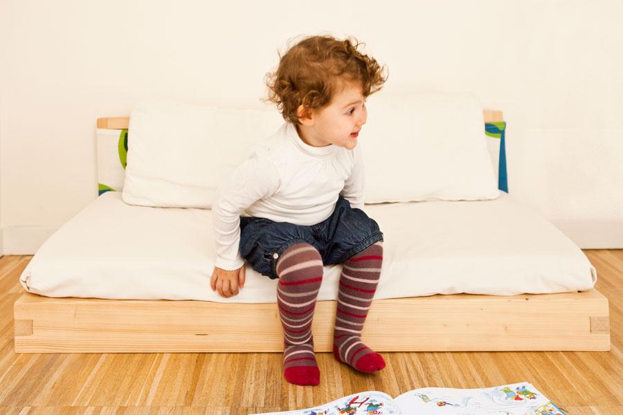 Lettino futon  Design per bambini