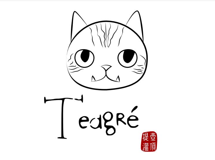 Identité visuelle de Teagré Fresh Bar