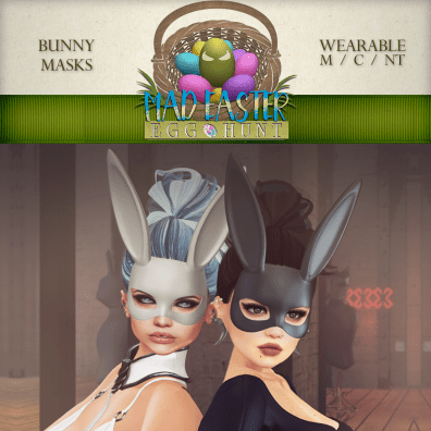 Bunny Masks 1500 Points