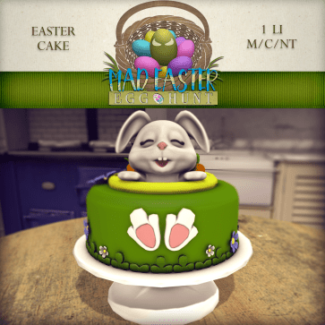 Easter Cake 2000 Points